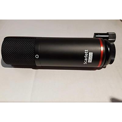Focusrite Scarlett Condenser Microphone