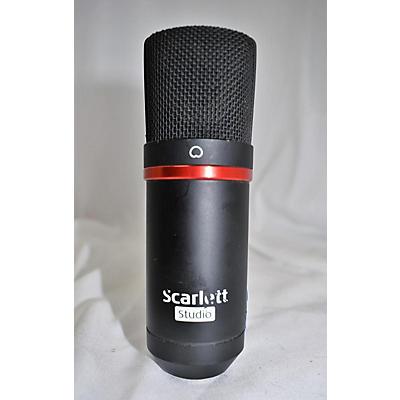 Focusrite Scarlett Mic Condenser Microphone