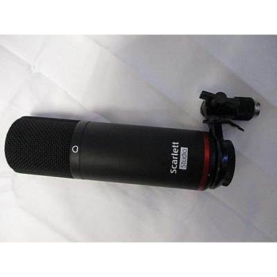 Focusrite Scarlett Microphone Condenser Microphone