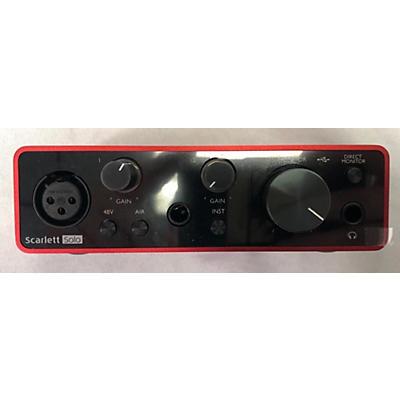 Focusrite Scarlett Solo Gen 3 Audio Interface