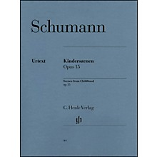 G. Henle Verlag Scenes From Childhood Op. 15 By Schumann