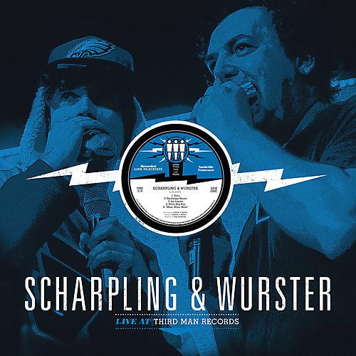 Alliance Scharpling & Wurster - Live At Third Man Records