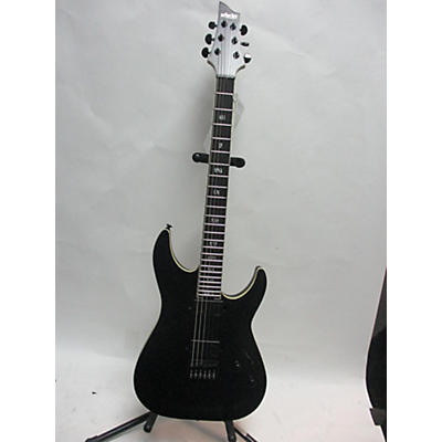 Schecter Guitar Research Schecter C1-SLS Evil Twin Solid Body Electric Guitar
