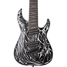Schecter Guitar Research Schecter Guitar Research C-8 Multiscale Silver Mountain 6-String Electric Guitar
