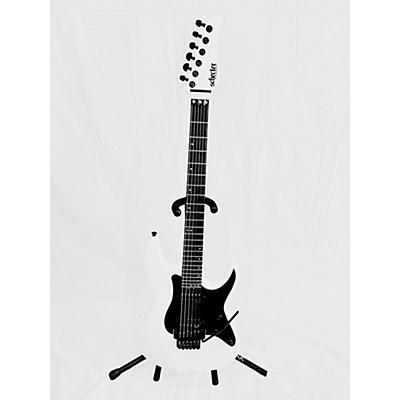 Schecter Guitar Research Schecter Guitar Research Sun Valley Super Shredder FR SFG Electric Guitar Solid Body Electric Guitar