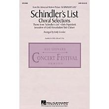 Hal Leonard Schindler's List (Choral Selections) SATB