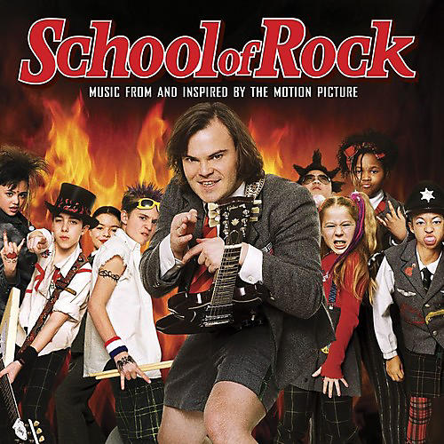 Alliance School Of Rock (Music From and Inspired By Motion Picture)