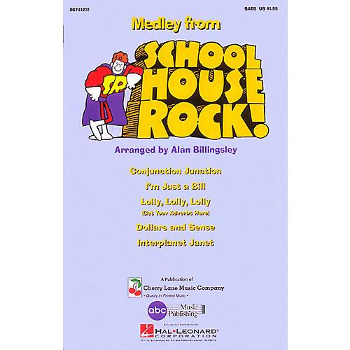 Cherry Lane Schoolhouse Rock! (Medley) 2-Part Arranged by Alan Billingsley