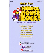 Cherry Lane Schoolhouse Rock! (Medley) SATB arranged by Alan Billingsley