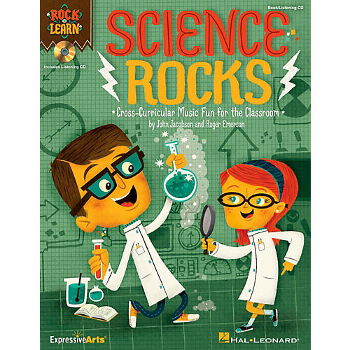 Hal Leonard Science Rocks: Cross-Curricular Music Fun for the Classroom (Book/CD)