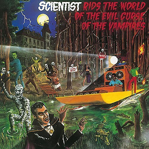 Alliance Scientist - Rids the World of the Evil Curse of the Vampires