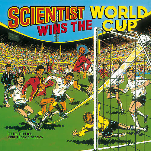 Alliance Scientist - Wins the World Cup