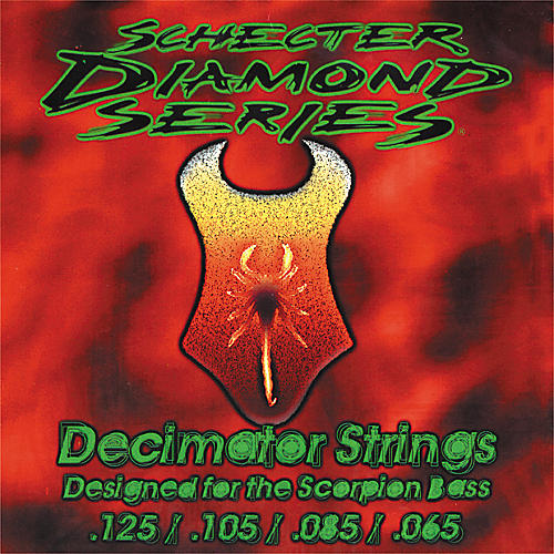Schecter Guitar Research Scorpion Bass Guitar Strings