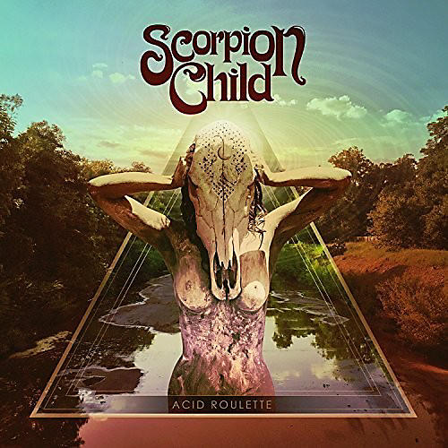 Alliance Scorpion Child - Acid Roulette (Swamp Green Vinyl)