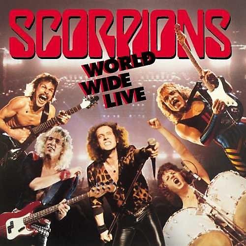 Alliance Scorpions - World Wide Live