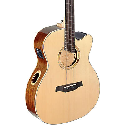 JN Guitars Scotia SCO-ACE Dreadnought Acoustic-Electric Guitar