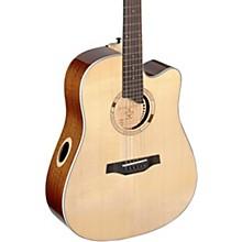 JN Guitars Scotia SCO-DCE Dreadnought Acoustic-Electric Guitar