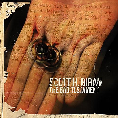 Alliance Scott H. Biram - The Bad Testament