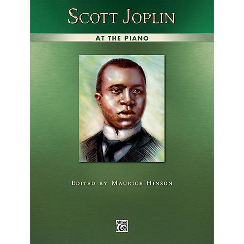 Alfred Scott Joplin at the Piano