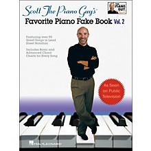 Hal Leonard Scott The Piano Guy's Favorite Piano Fake Book Volume 2