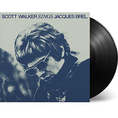 Alliance Scott Walker - Sings Jacques Brel