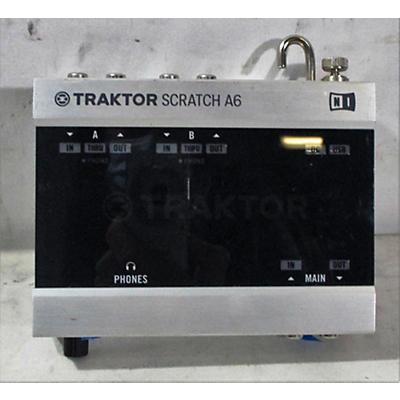 Native Instruments Scratch A6 Audio Interface