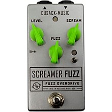 Open Box Cusack Music Screamer Fuzz Effects Pedal