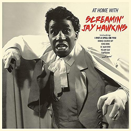 Alliance Screamin Jay Hawkins - At Home With + 4 Bonus Tracks