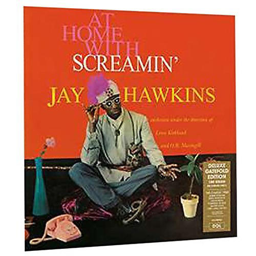 Alliance Screamin Jay Hawkins - At Home With Screamin Jay Hawkins