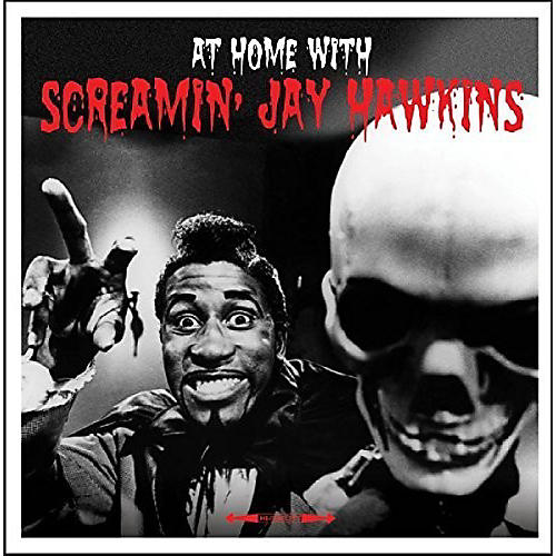 Alliance Screamin Jay Hawkins - At Home with