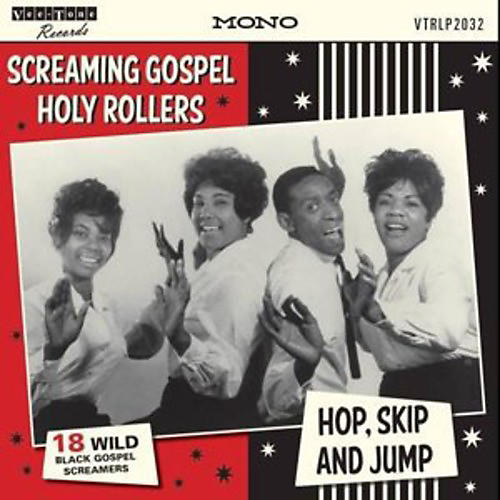 Alliance Screaming Gospel Holy Rollers Hop, Skip & Jump / Various