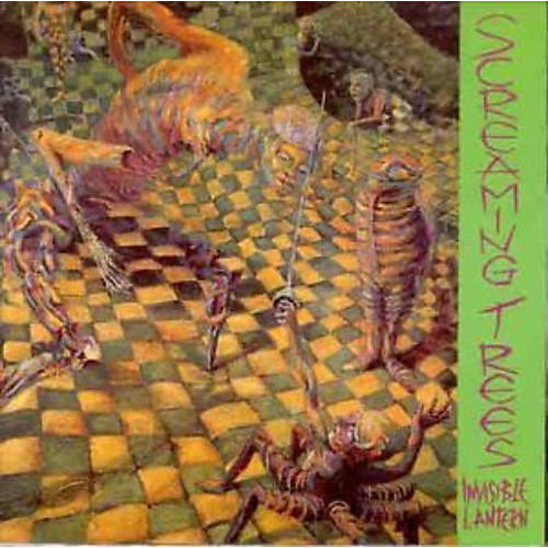 Alliance Screaming Trees - Invisible Lantern