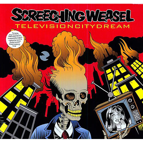 Alliance Screeching Weasel - Television City Dream