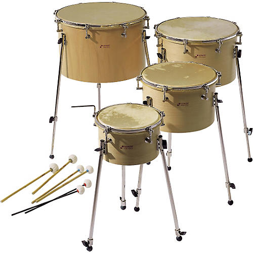 Sonor Screw Adjust Timpani with Calfskin Head