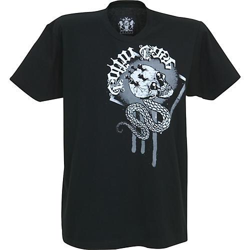 Coffin Case Screw Skull T-Shirt