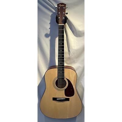 Squier Sd6 Nat Acoustic Guitar