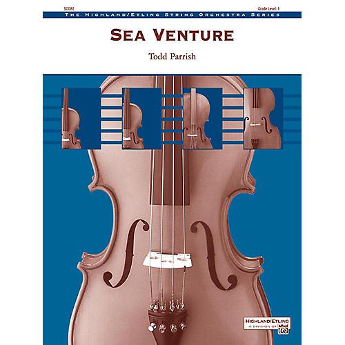 Alfred Sea Venture String Orchestra Grade 1