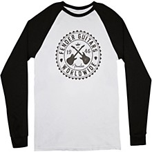 Fender Seal Raglan - White
