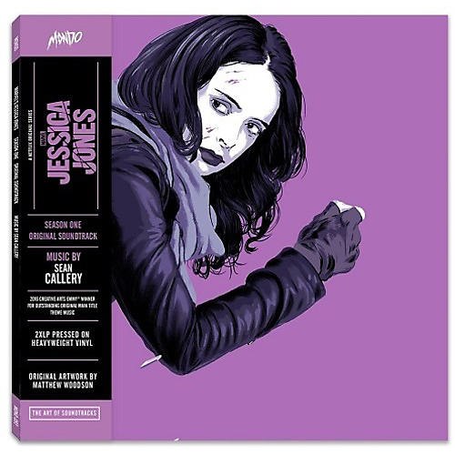 Alliance Sean Callery - Jessica Jones Season One (original Soundtrack)