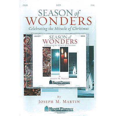 Shawnee Press Season of Wonders (Preview Pak (Book/CD)) Preview Pak composed by Joseph M. Martin