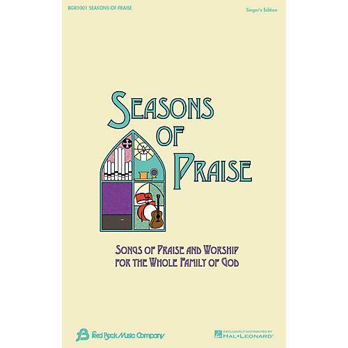 Fred Bock Music Seasons of Praise - Singer's Edition Singer's Ed
