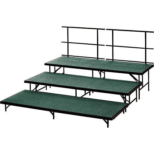 Midwest Folding Products Seated Band & Orchestra Risers Carpet