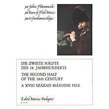 Editio Musica Budapest Second Half of the 18th Century EMB Series by Various