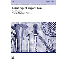 Alfred Secret Agent Sugar Plum Concert Band Grade 1.5