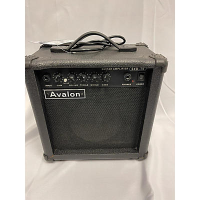 Avalon Sed 15 Guitar Combo Amp