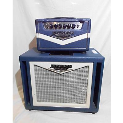 Jackson Ampworks Sed Jackson Ampworks Britain 2.0 W/ Dual Ported 1x12 Guitar Stack