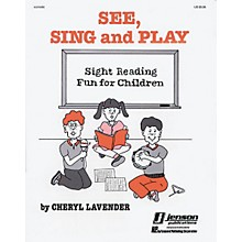 Hal Leonard See, Sing and Play Book