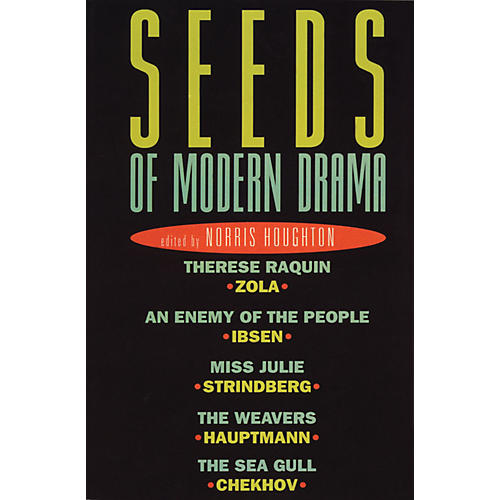 Applause Books Seeds of Modern Drama Applause Books Series Softcover Written by Norris Houghton