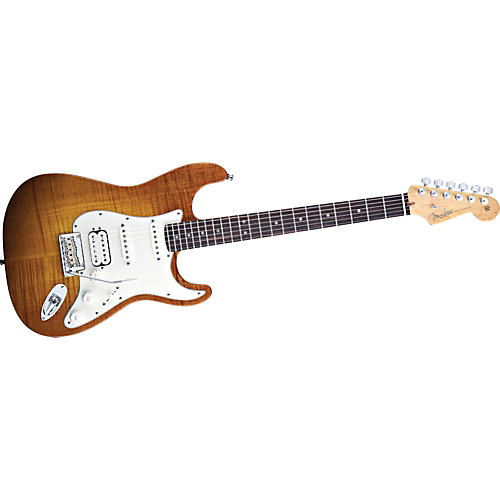 Fender Select Stratocaster HSS Electric Guitar with Rosewood Fingerboard