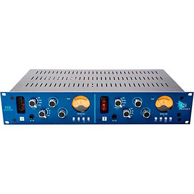 API Select T12 2-Channel Tube Mic Pre